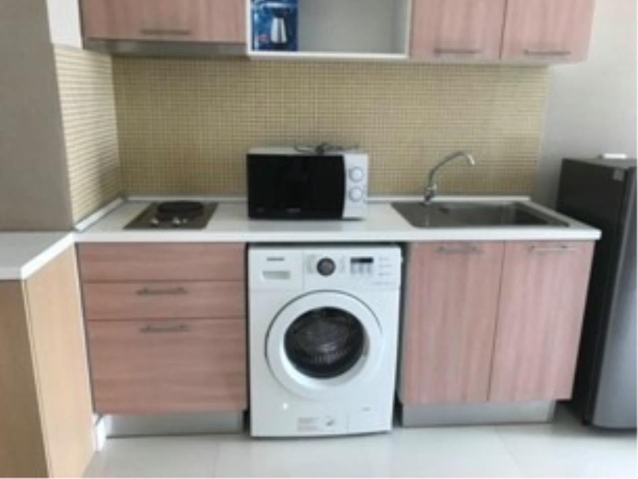 Agent - Prombood Agency's Sale - 1 Bedroom 40 sq.m. The Mark Ratchada-Airport Link near Phra Ram 9 MRT Station and Makkasan Airport Link 13