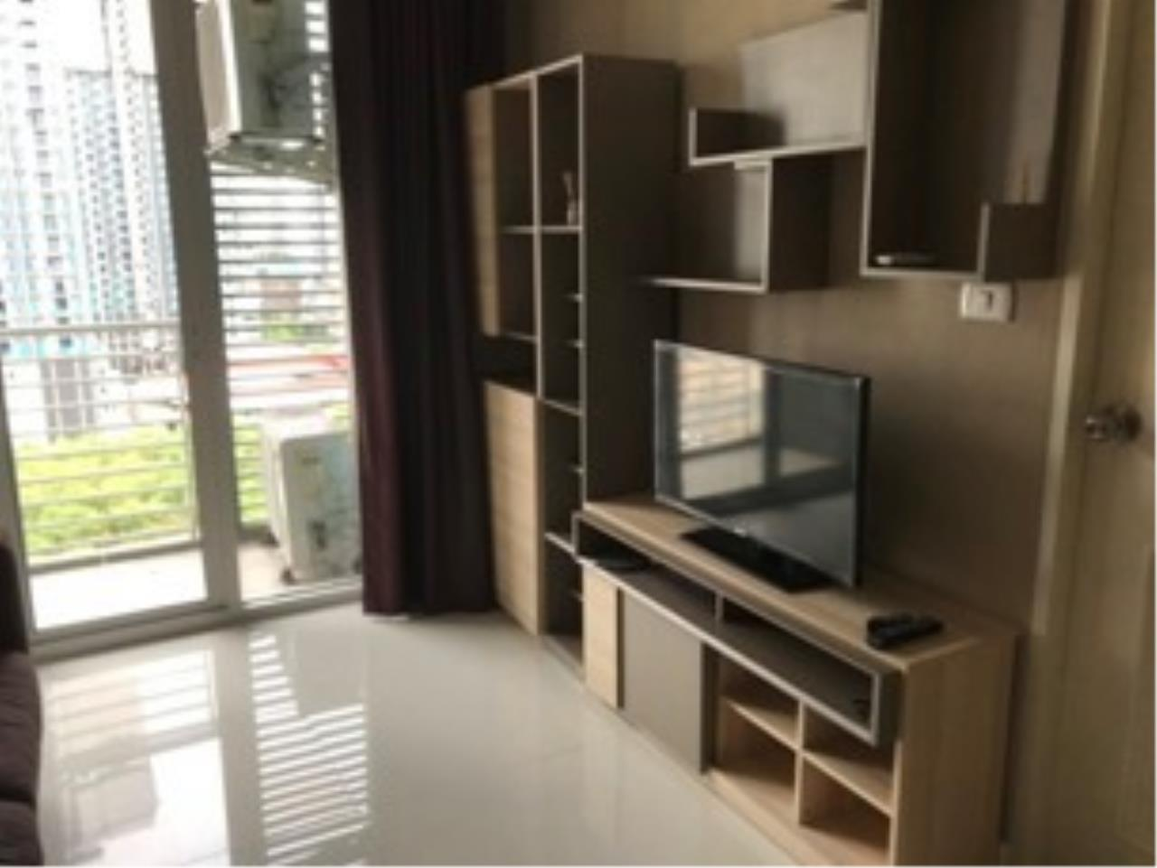 Agent - Prombood Agency's Sale - 1 Bedroom 40 sq.m. The Mark Ratchada-Airport Link near Phra Ram 9 MRT Station and Makkasan Airport Link 8