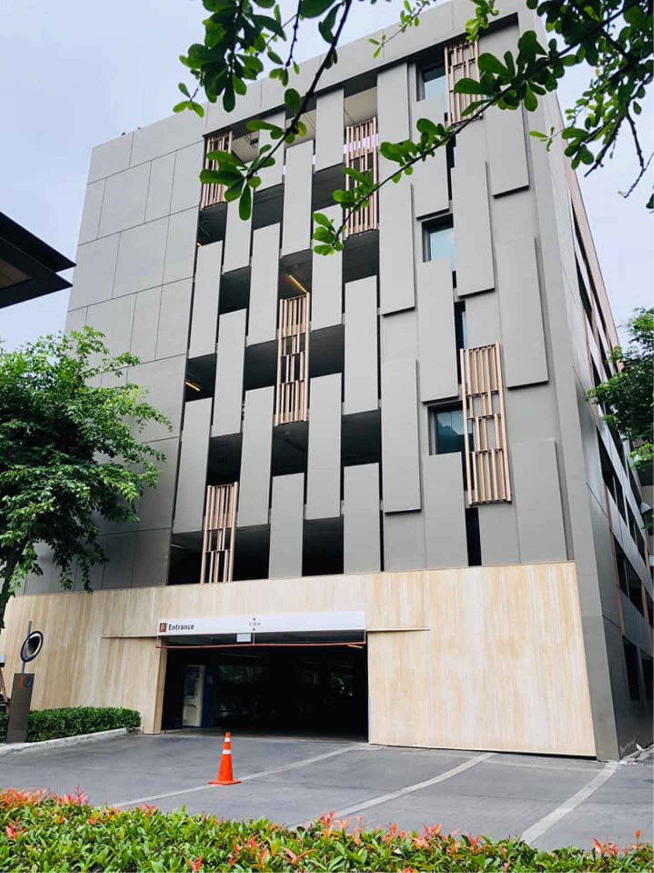 Agent - Prombood Agency's Sale - For Rent 1 Bedroom (Corner Unit) 31.95 sq.m. The Key Sathorn-Ratchapruek near Wutthakat BTS Station 16