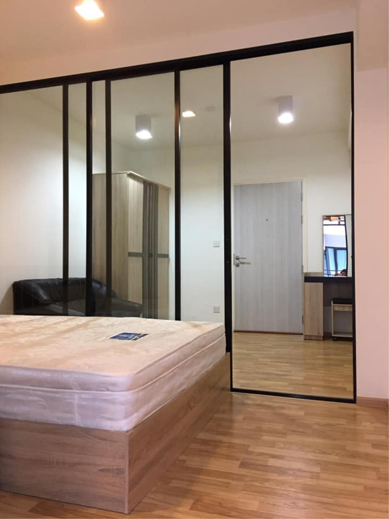 Agent - Prombood Agency's Sale - 1 Bedroom 23 sq.m. The Cabana near Samrong BTS Station 2