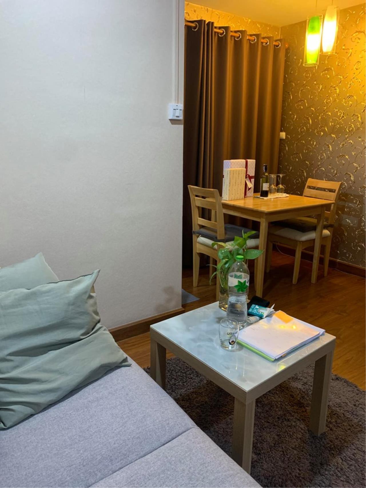 Agent - Prombood Agency's Sale - Studio room 31 sq.m. B Condo near Bangna BTS Station 2