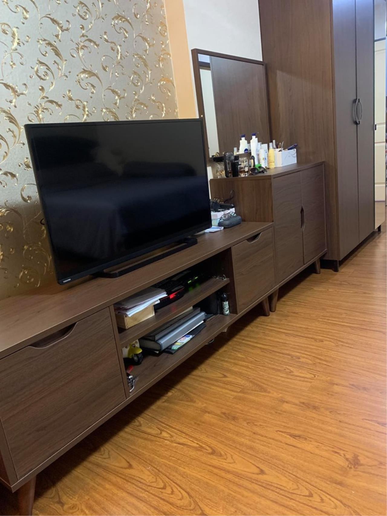 Agent - Prombood Agency's Sale - Studio room 31 sq.m. B Condo near Bangna BTS Station 4
