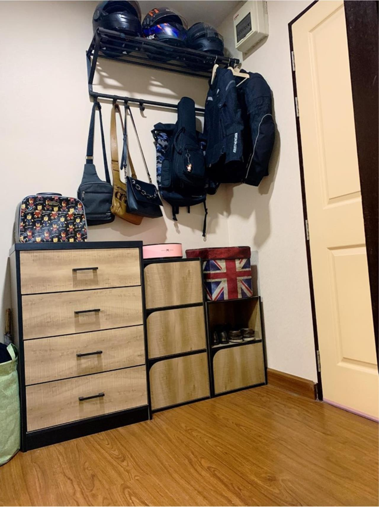 Agent - Prombood Agency's Sale - Studio room 31 sq.m. B Condo near Bangna BTS Station 7