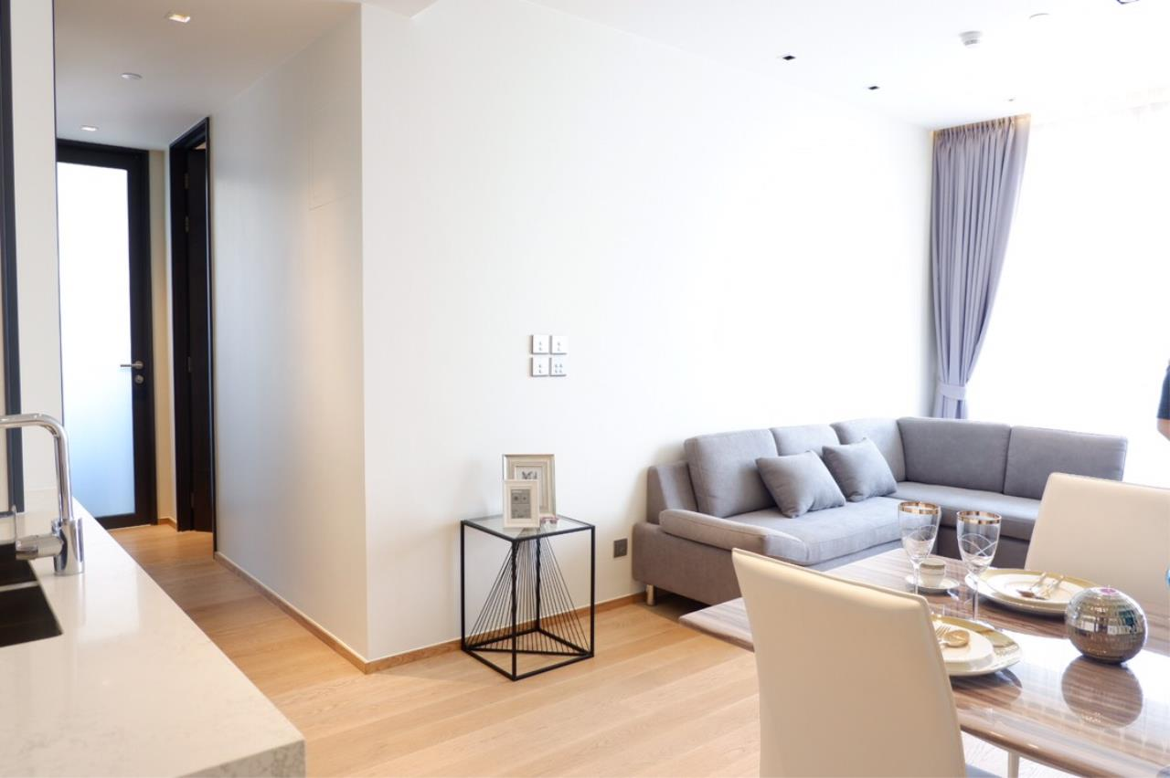 Agent - Natchga Boonkrong  Agency's For Sale Beatniq 2 Bedrooms Fully Furnished BTS Thonglor 2