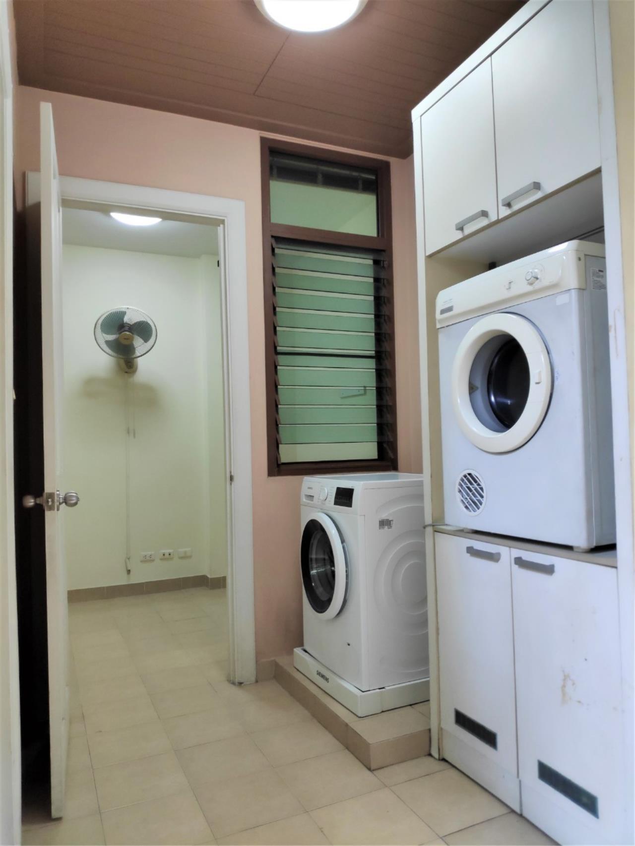 Agent - Natchga Boonkrong  Agency's For Rent House 4 Bedrooms Baan Sansiri Sukhumvit 67 8