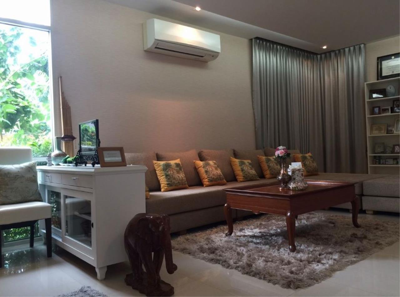 Agent - Natchga Boonkrong  Agency's House 5 Bedrooms for RENT in Suan Laung Phatthanakarn Bangkok 2