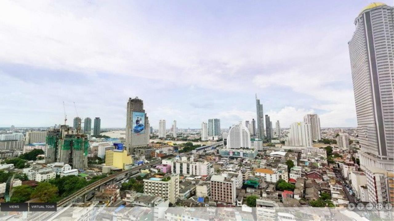Landscope Thailand Agency's Noble Revo Silom 2-bedroom/2-bathroom on 18th floor 6