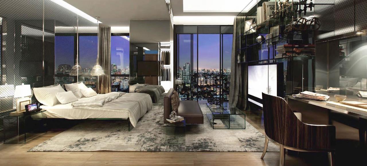 Landscope Thailand Agency's Ashton Asoke 41st floor 34.5 sq.m. 1-bedroom for sale 6