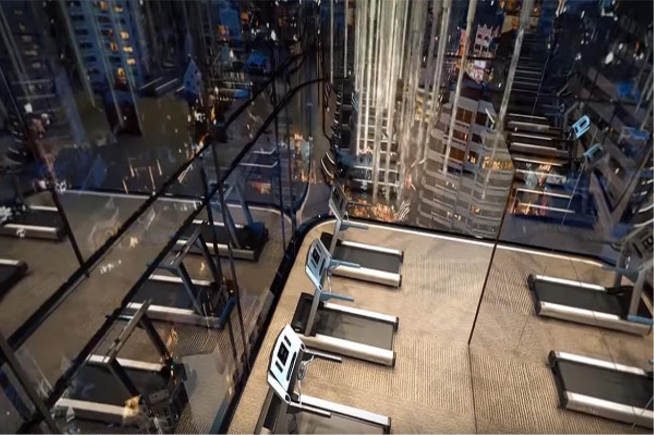 Landscope Thailand Agency's Ashton Asoke 41st floor 34.5 sq.m. 1-bedroom for sale 10