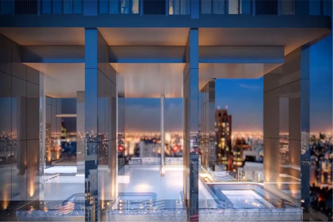 Landscope Thailand Agency's Ashton Asoke 41st floor 34.5 sq.m. 1-bedroom for sale 9