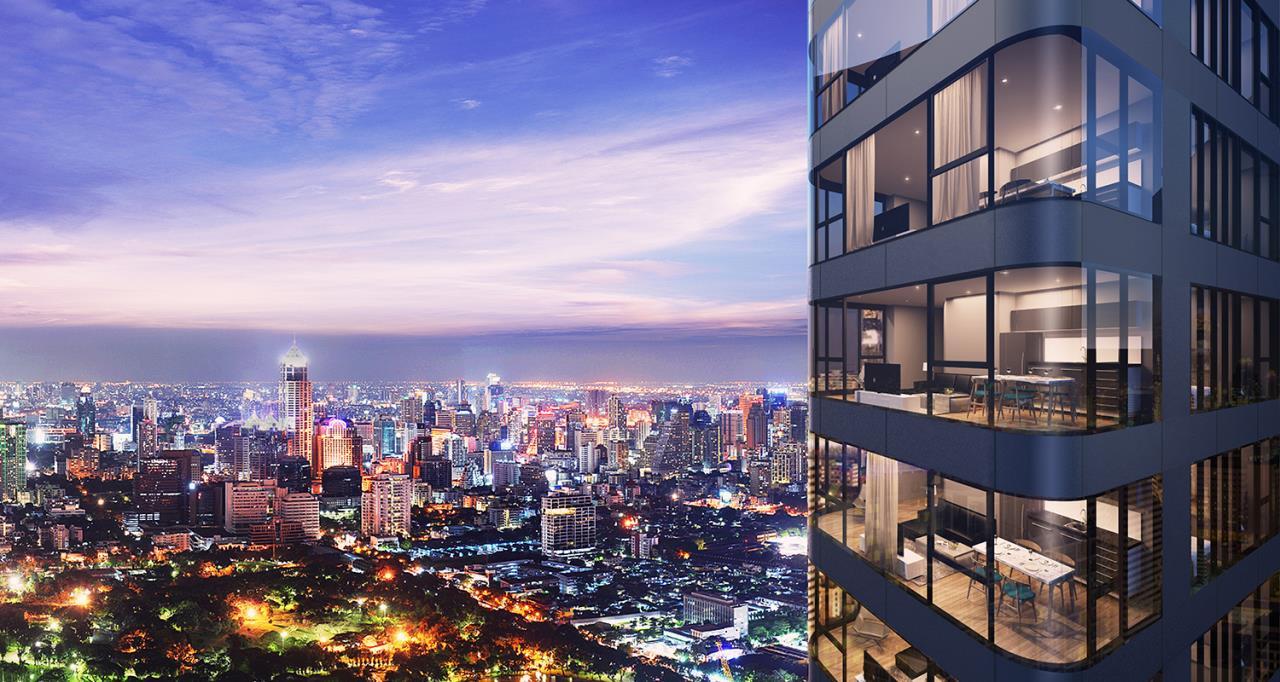 Landscope Thailand Agency's Ashton Asoke 41st floor 34.5 sq.m. 1-bedroom for sale 2