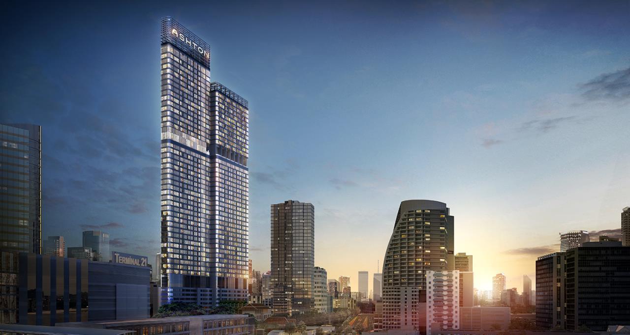 Landscope Thailand Agency's Ashton Asoke 41st floor 34.5 sq.m. 1-bedroom for sale 1