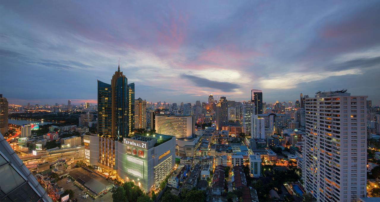 Landscope Thailand Agency's Ashton Asoke 41st floor 34.5 sq.m. 1-bedroom for sale 7