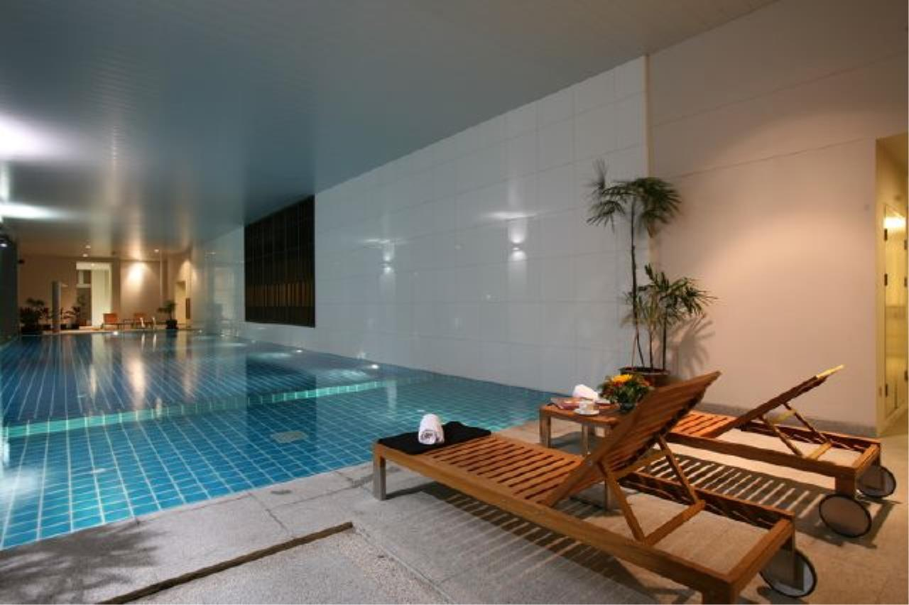 BKK Condos Agency's Luxury 3 bedroom for rent at Vasu The Residence 1
