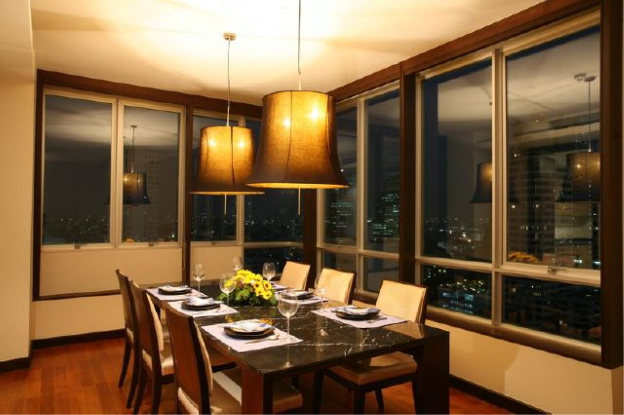 BKK Condos Agency's Luxury 3 bedroom for rent at Vasu The Residence 6