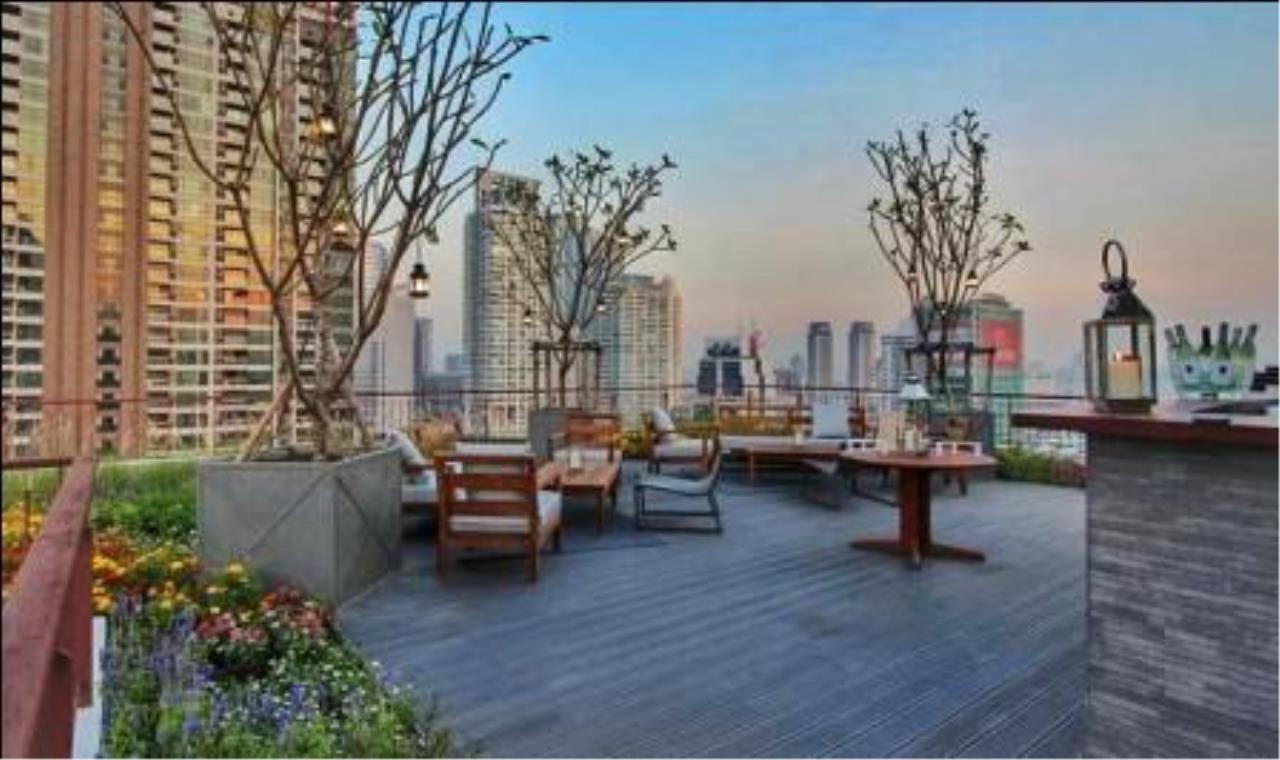 BKK Condos Agency's Fabulous 4 bedroom apartments for rental, 1 unit per floor, at Panburi, Silom 6