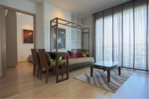 BKK Condos Agency's  2 bedroom condo for rent at Siri @ Sukhumvit 1