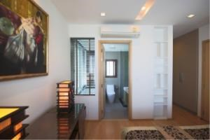 BKK Condos Agency's  2 bedroom condo for rent at Siri @ Sukhumvit 6