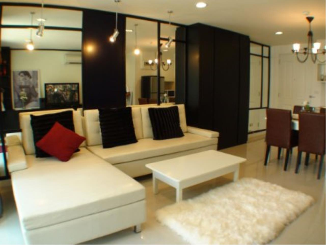 BKK Condos Agency's Elegant and modern 2 bedroom condo for rent at The Clover Thonglor  6