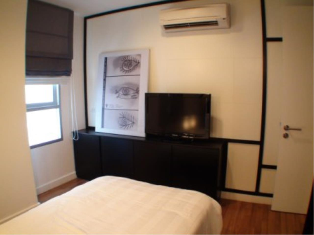 BKK Condos Agency's Elegant and modern 2 bedroom condo for rent at The Clover Thonglor  2