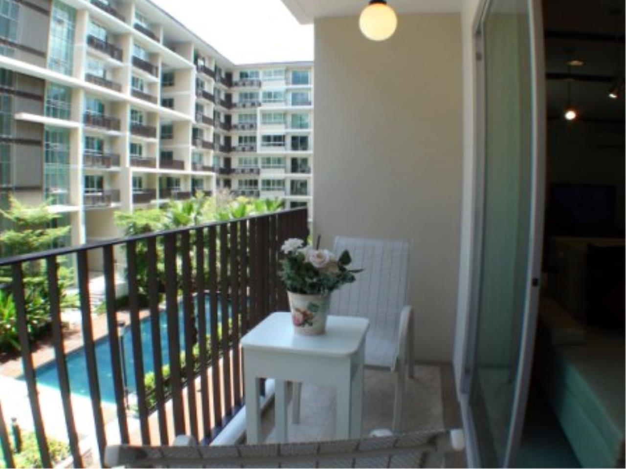 BKK Condos Agency's Elegant and modern 2 bedroom condo for rent at The Clover Thonglor  1