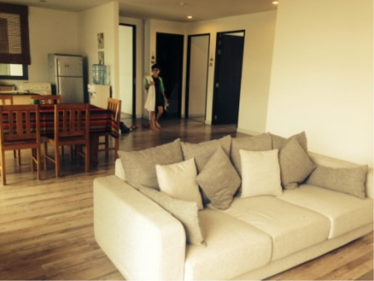 BKK Condos Agency's 3 bedroom condo for rent at Click Condo   Sukhumvit 65  2