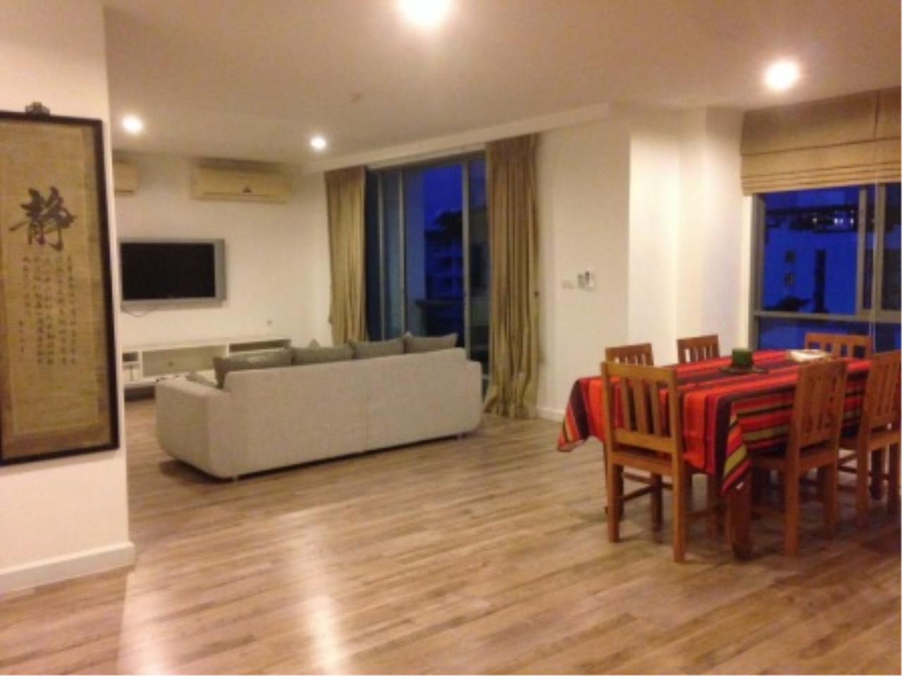 BKK Condos Agency's 3 bedroom condo for rent at Click Condo   Sukhumvit 65  6
