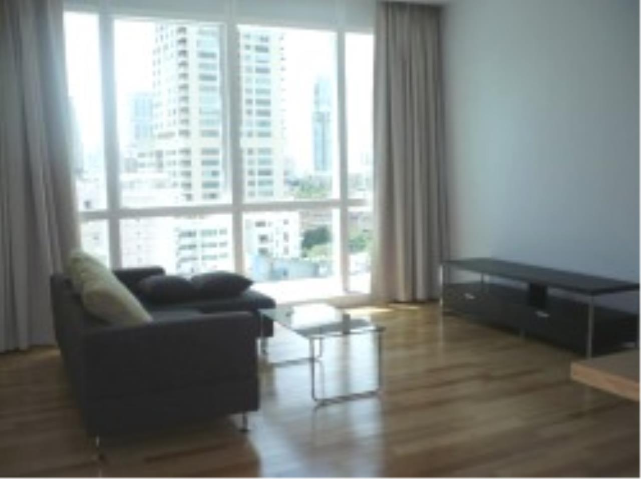 BKK Condos Agency's 1 bedroom for rent at Millennium Residence 6