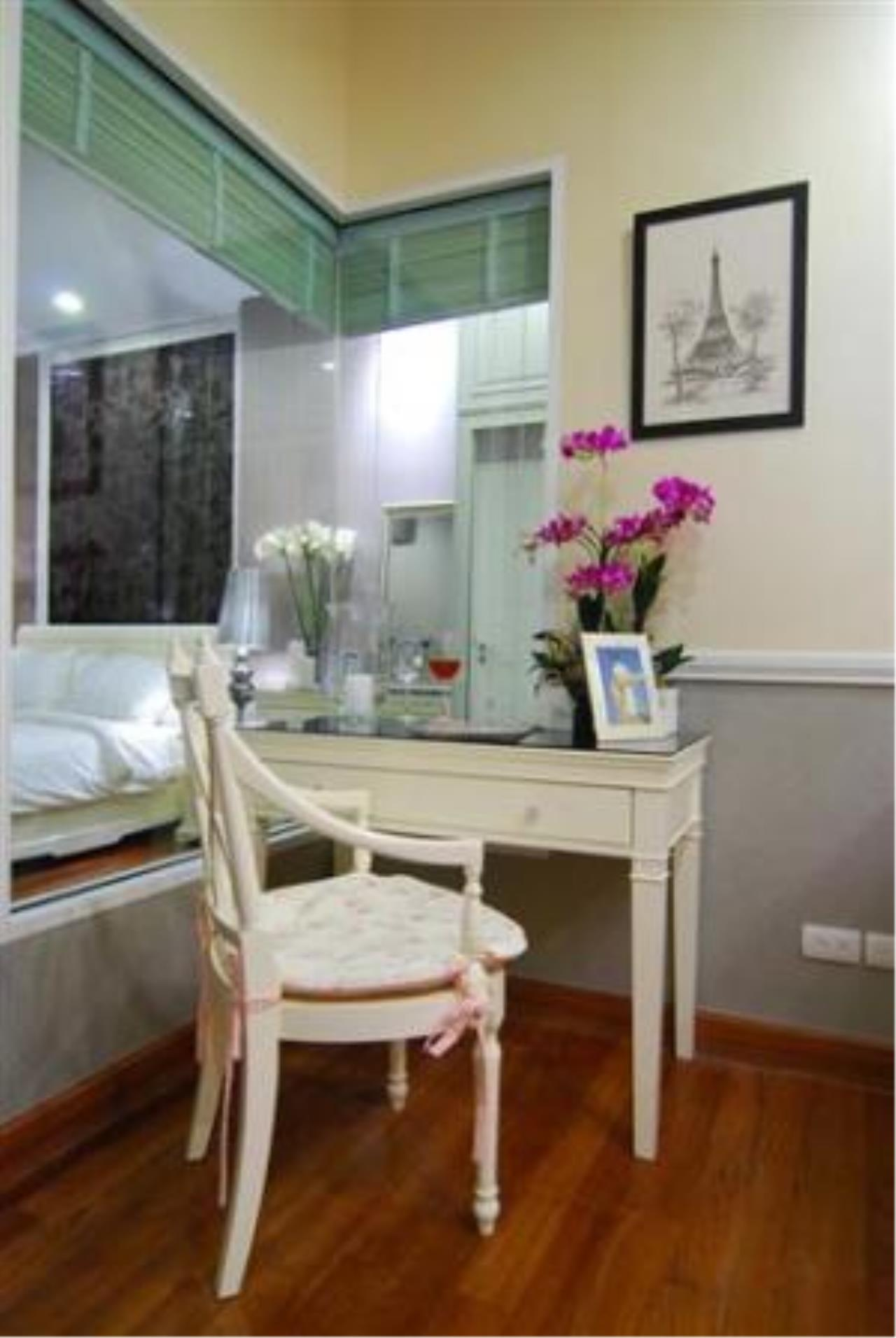 BKK Condos Agency's 1 bedroom condo for rent at Ivy Sathorn 7