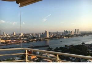BKK Condos Agency's 2 bedroom condo for rent at Watermark 3