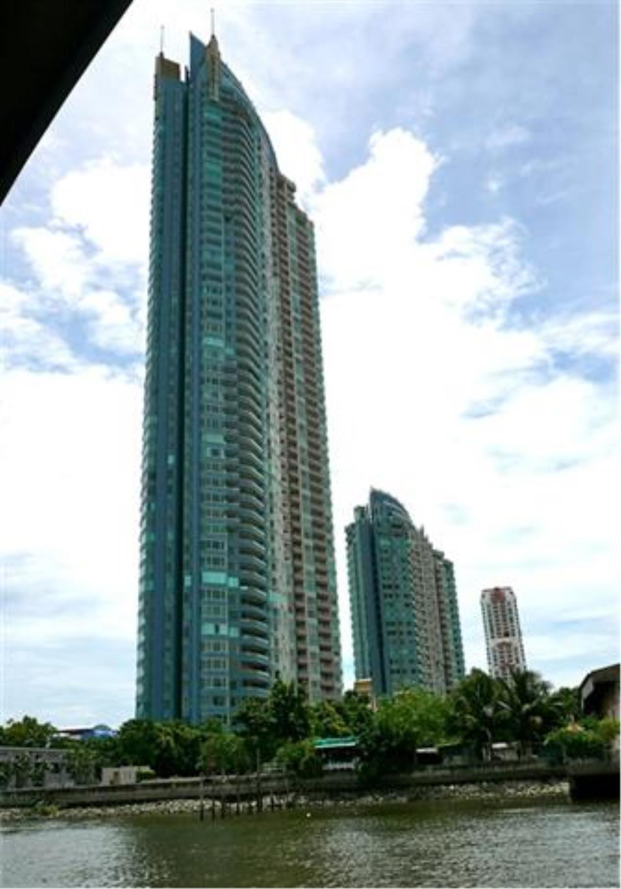 BKK Condos Agency's 2 bedroom condo for rent at Watermark 1