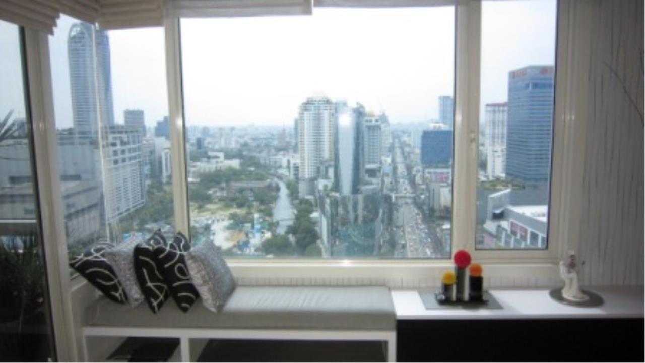 BKK Condos Agency's 2 bedroom condo for sale at Manhattan 7