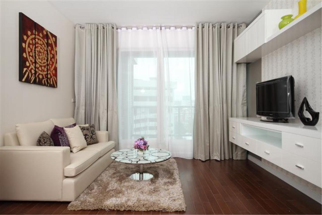 BKK Condos Agency's Beautiful 1 bedroom at The Address Chidlom for rent 1