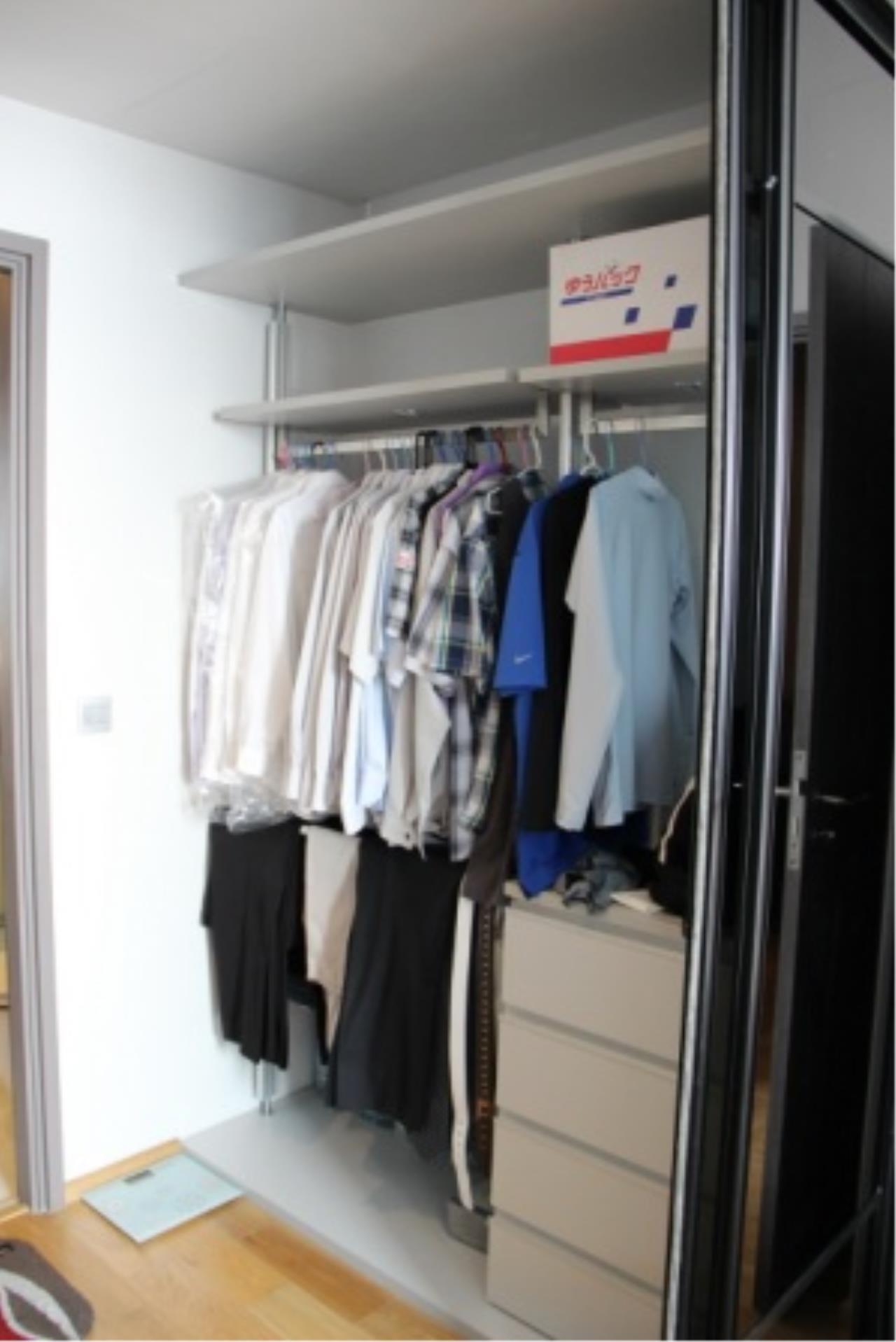 BKK Condos Agency's Very nice corner unit for rent or sale at Keyne By Sansiri  7