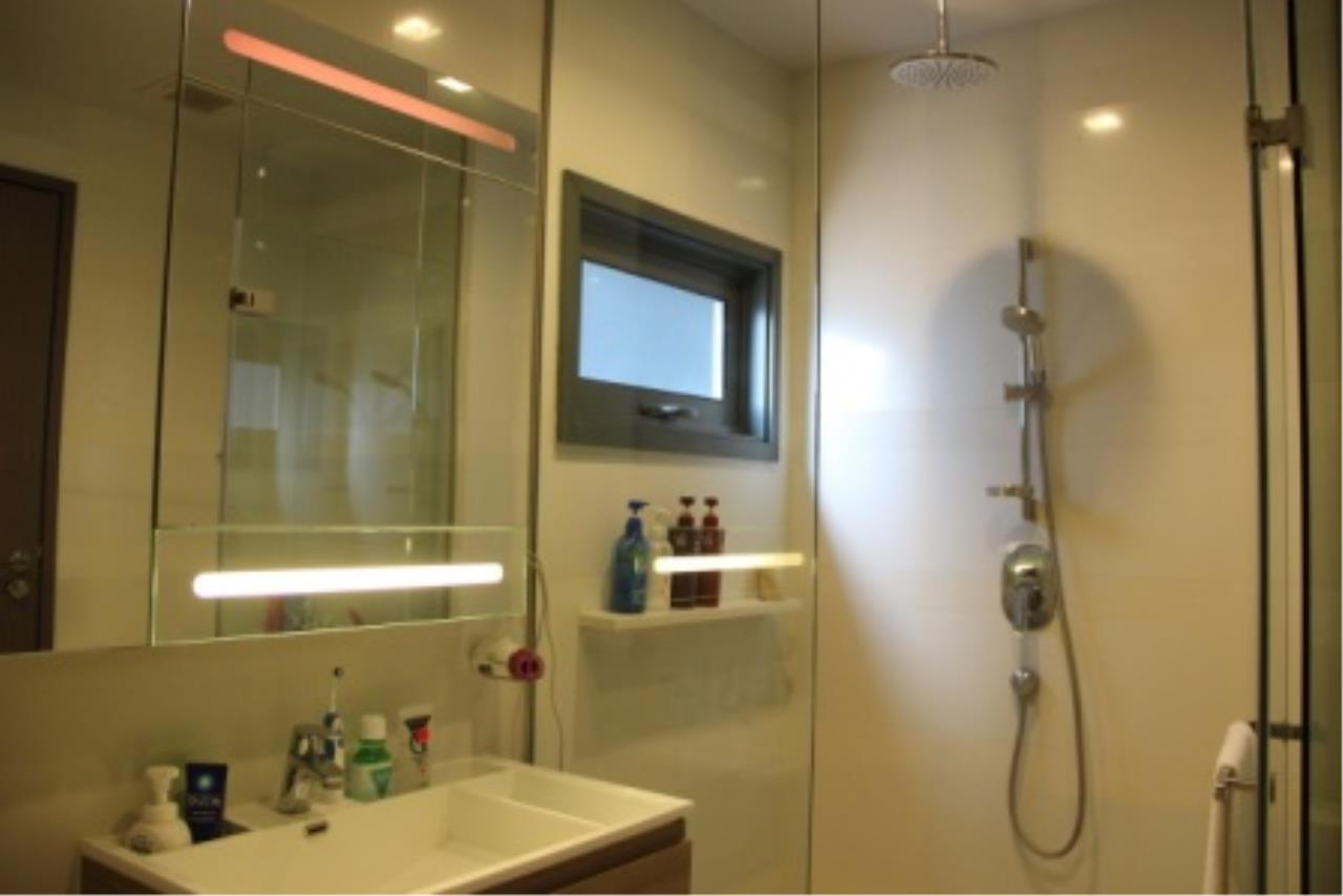 BKK Condos Agency's Very nice corner unit for rent or sale at Keyne By Sansiri  6