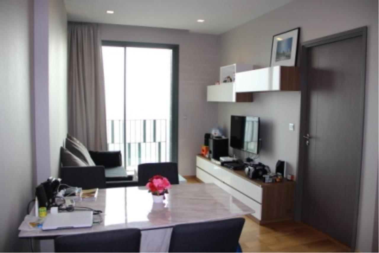 BKK Condos Agency's Very nice corner unit for rent or sale at Keyne By Sansiri  4