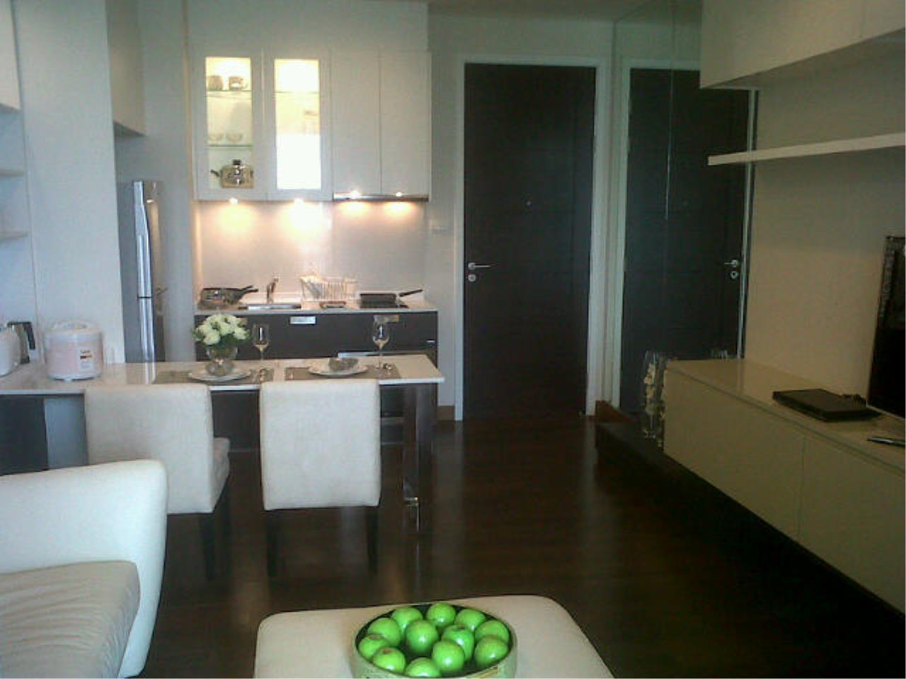 BKK Condos Agency's 1 bedroom for rent at Ivy Thonglor 1