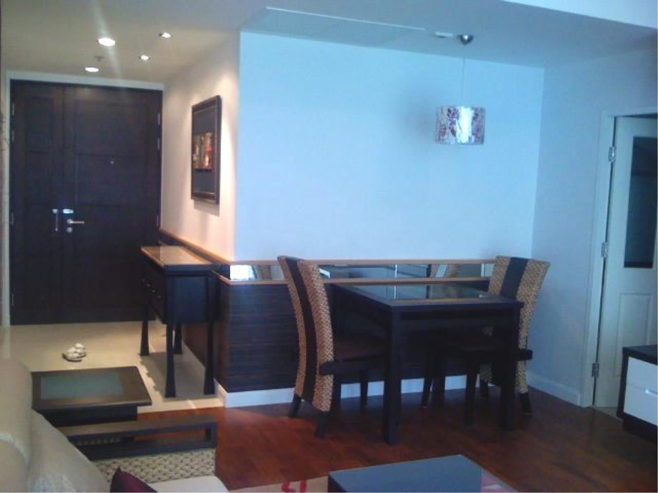 BKK Condos Agency's 1 bedroom to rent at Siri Residence 3