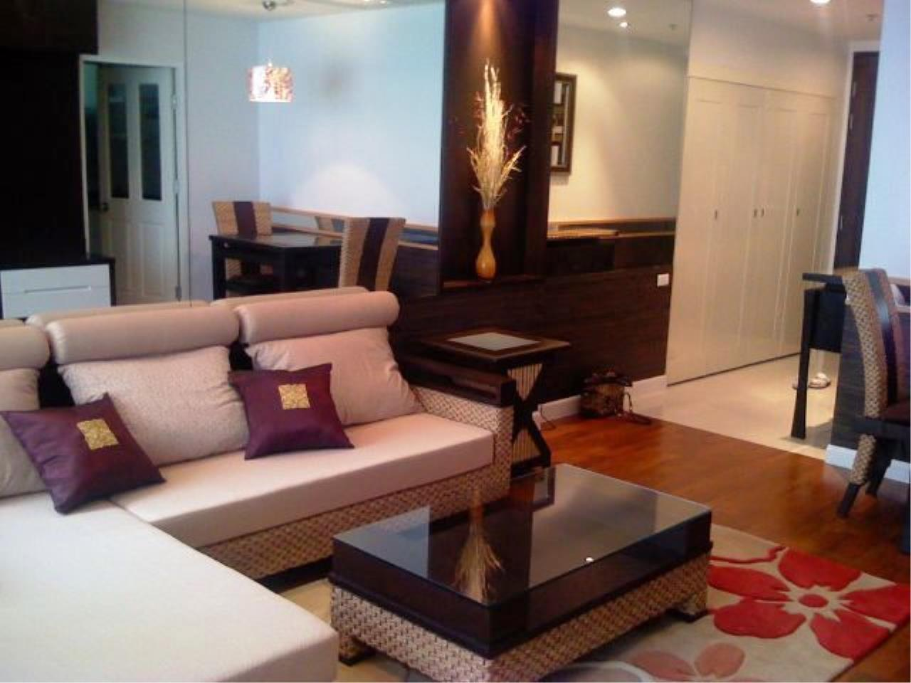 BKK Condos Agency's 1 bedroom to rent at Siri Residence 1