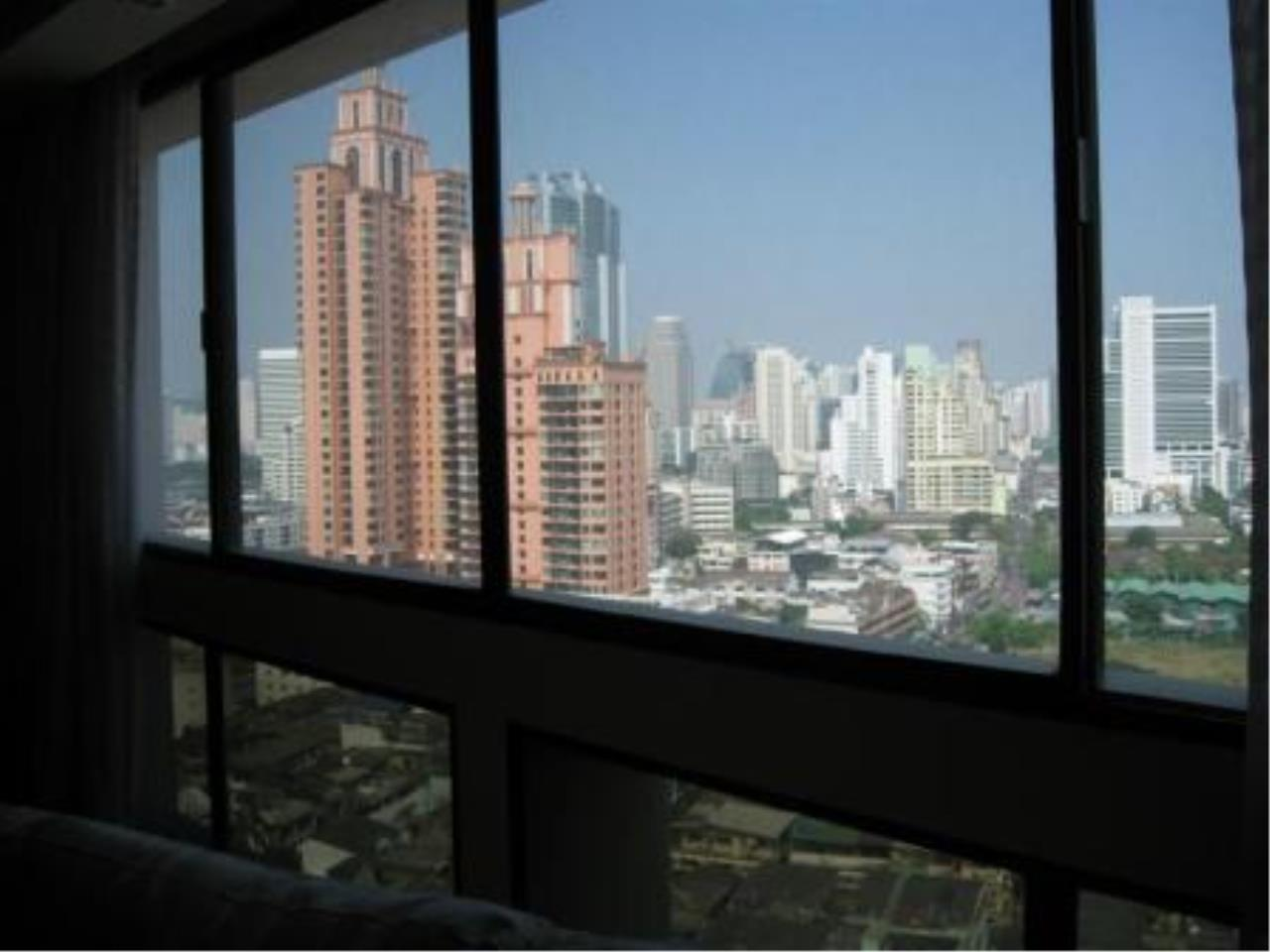 BKK Condos Agency's Beautiful 3 bedroom condo for rent at President Park 3