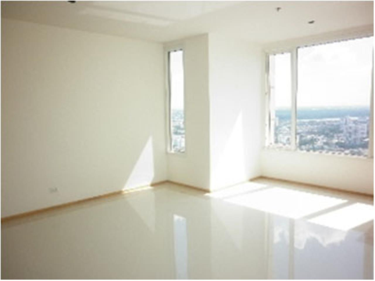 BKK Condos Agency's Penthouse with 3 bedroom for sale at The Empire Place 21