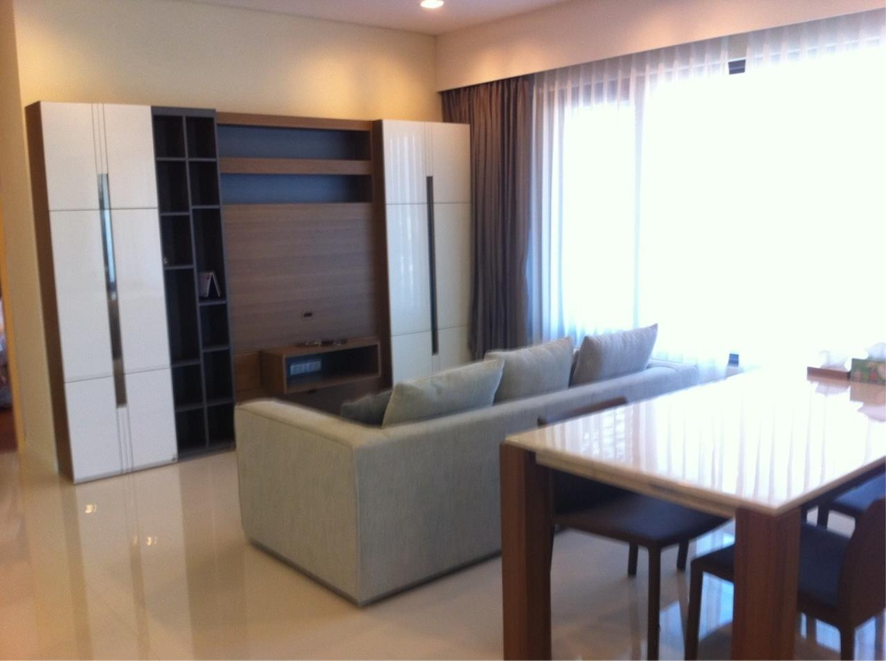 BKK Condos Agency's 2 bedroom for sale at Amanta Lumpini 5