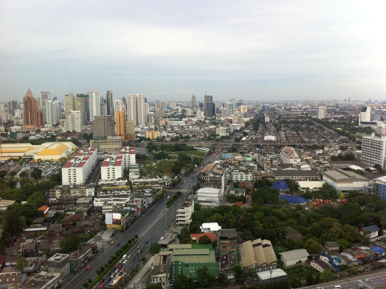 BKK Condos Agency's 2 bedroom for sale at Amanta Lumpini 2