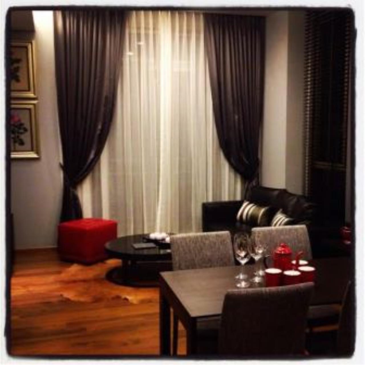 BKK Condos Agency's One bedroom condo for sale at Quattro  4