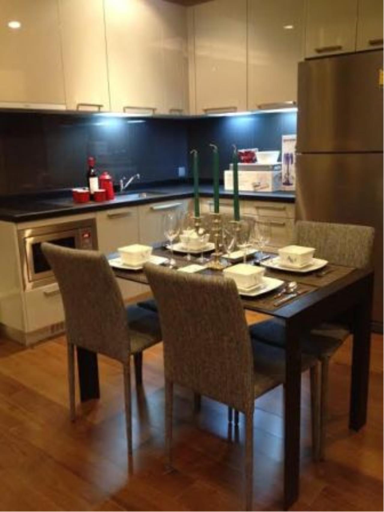 BKK Condos Agency's One bedroom condo for sale at Quattro  2