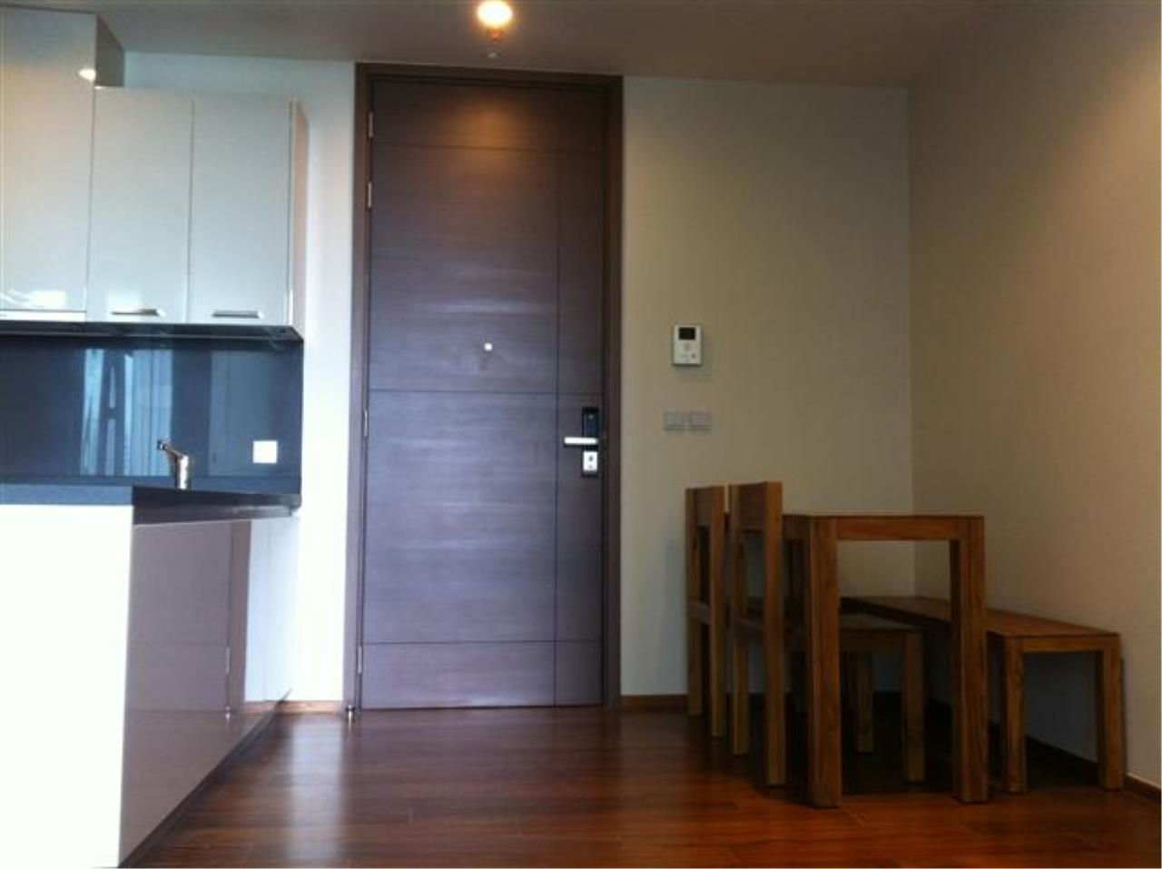 BKK Condos Agency's Beautiful 2 bedroom condo unit at luxurious project Quattro by Sansiri 8