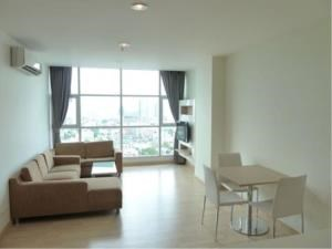 BKK Condos Agency's 2 bedroom condo for rent at Rhythm Ratchada 3