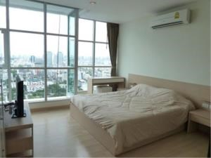 BKK Condos Agency's 2 bedroom condo for rent at Rhythm Ratchada 5