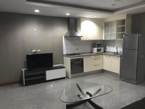 BKK Condos Agency's 1 bedroom condo for rent at S.S. Surindra Residence  4