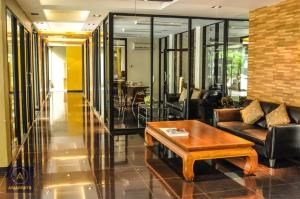 BKK Condos Agency's 1 bedroom condo for rent at S.S. Surindra Residence  7